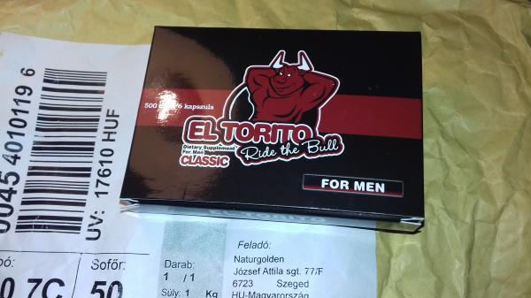 El Torito For Men