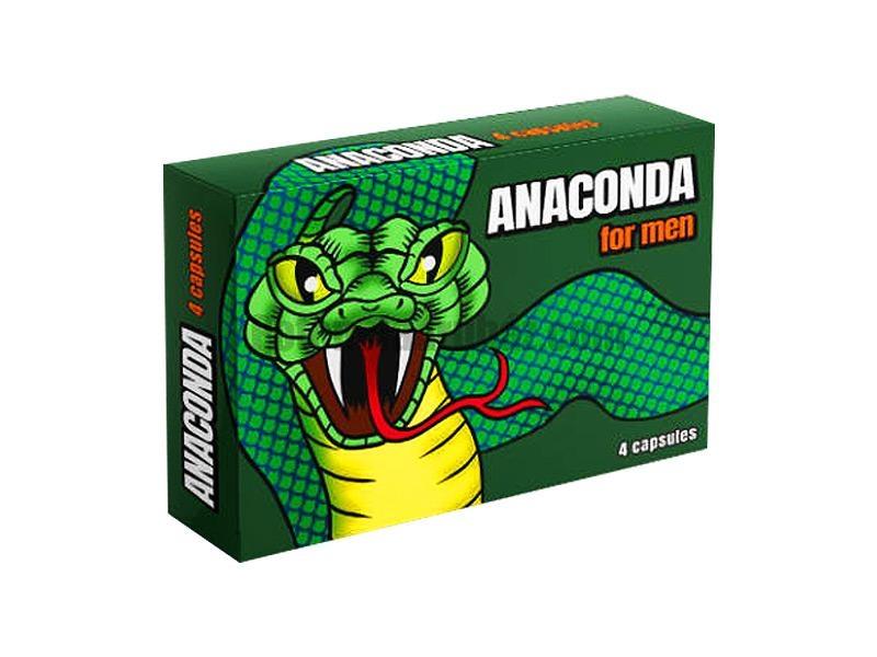 Anaconda potencianövelő