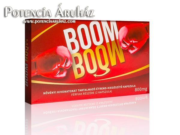 Boom Boom potencianövelő