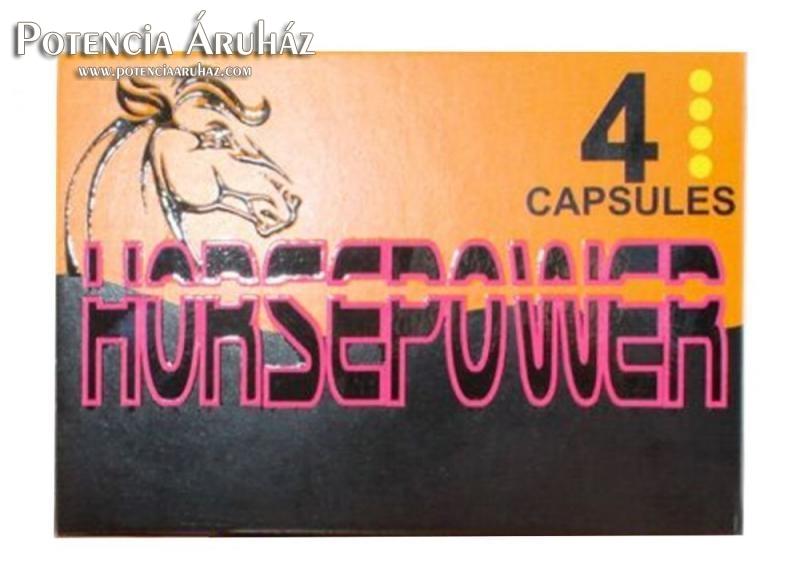 Horse Power potencianövelő