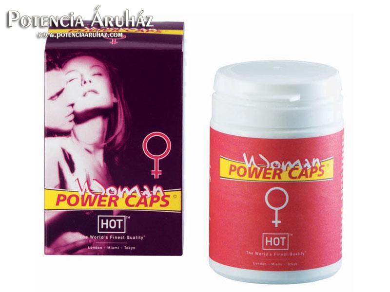 Hot Woman Power Kapszula