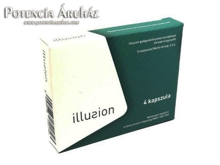 Illusion potenciavövelő