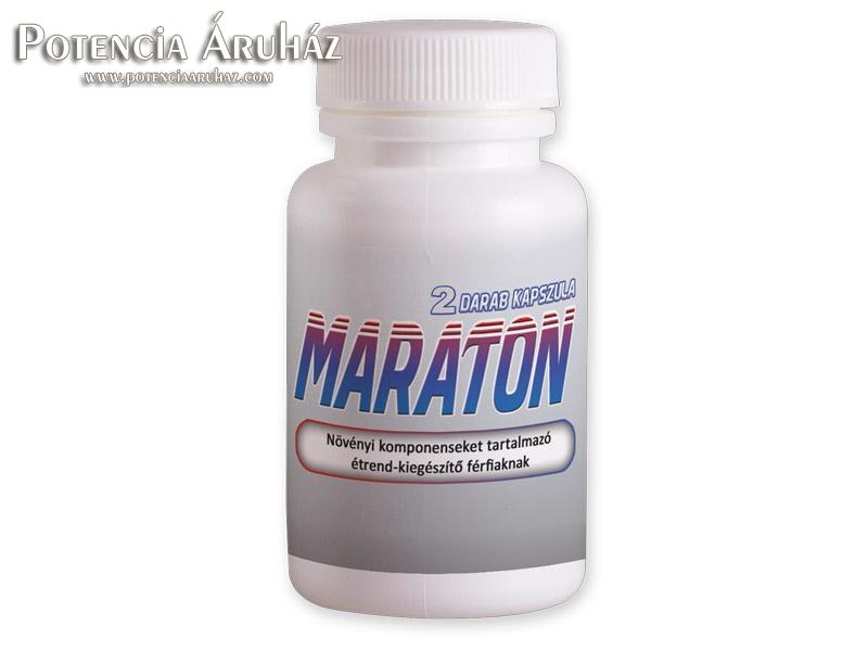 Maraton 2 szemes potencianövelő