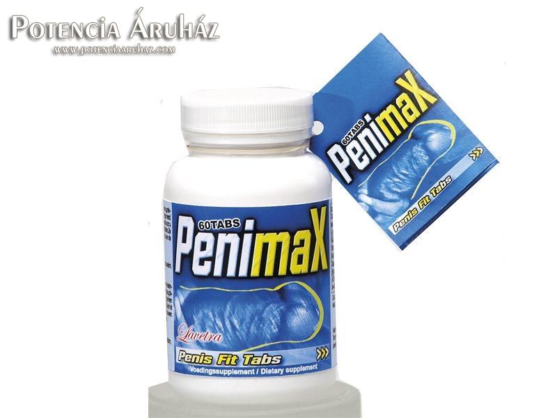 Penimax Lavetra potencianövelő