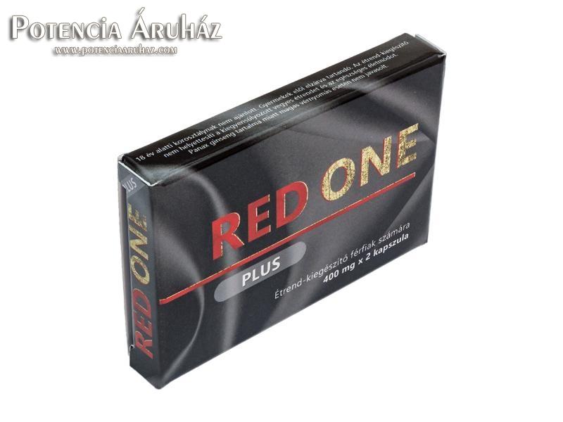 Red One Plus potencianövelő