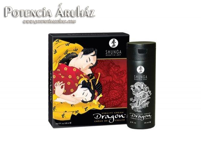 Shunga Dragon Virility Krém