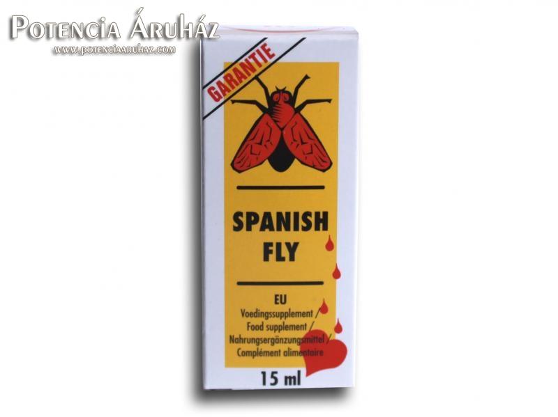 Spanish Fly libidó növelő csepp