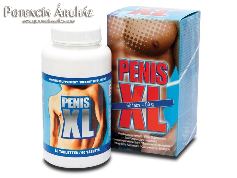 XL Penis potencianövelő