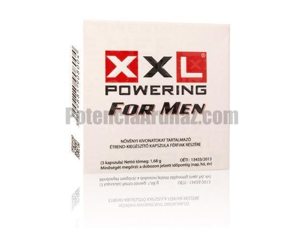 XLL Powering potencianövelő