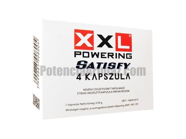 XLL Powering Satisfy potencianövelő
